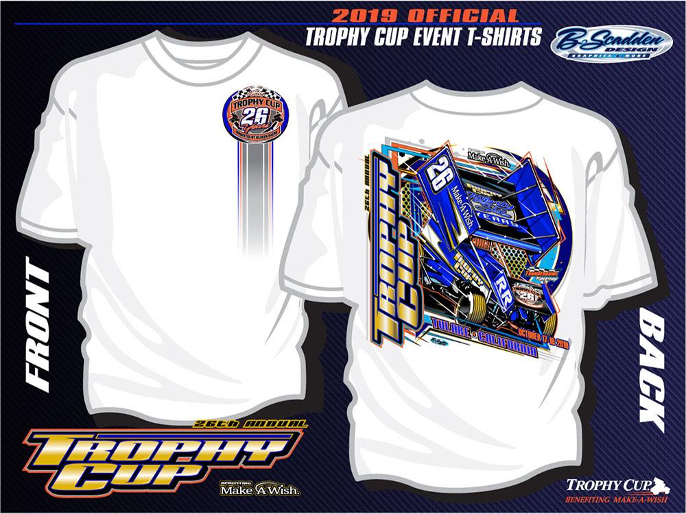 2019 Trophy Cup Race Shirt