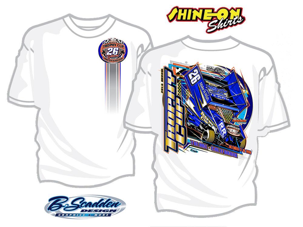 2019 Trophy Cup T-Shirt
