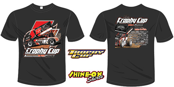 2021 Trophy Cup T-Shirts